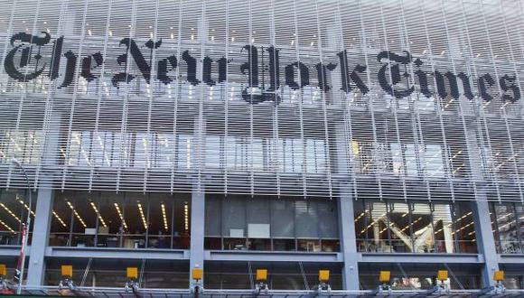 El diario The New York Times decide despedir a 100 periodistas