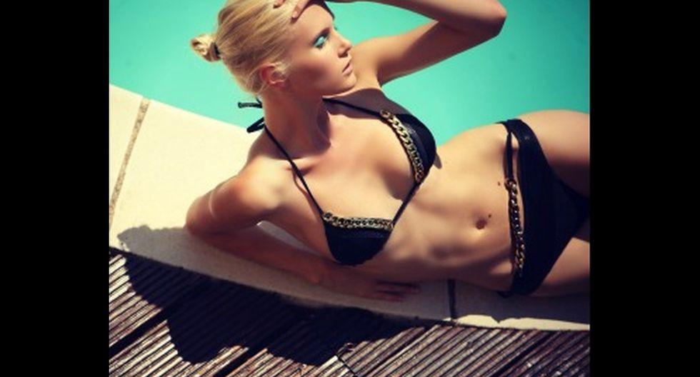 Daniela Christiansson, la nueva novia del argentino Maxi López - 1