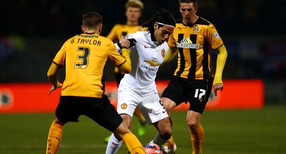 Manchester United igualó 0-0 ante Cambridge United por Copa FA