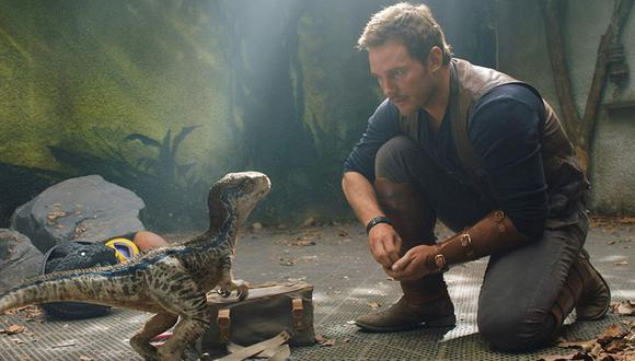 """""""Jurassic World: El Reino Caído"""" llega a la televisión gracias a Fox Premium. (Foto: Captura)"""