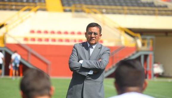 Gonzales duda que se vuelva a aplazar un partido de la 'U'. (Foto: Universitario)