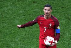 Cristiano Ronaldo: la estadística que refleja su decepcionante actuación contra Chile