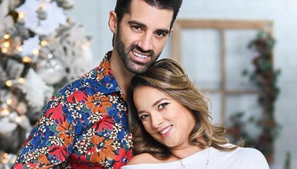 """Adamari López y Toni Costa se conocieron en el 2011, cuando fueron pareja en el programa """"Mira quién baila"""" (Foto: Instagram)"""