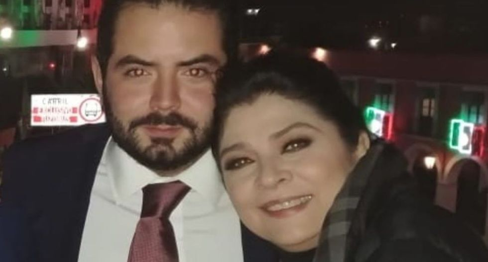 Hijo de Victoria Ruffo se pronuncia sobre la salud de su famosa madre. (Foto: Instagram @victoriaruffo)