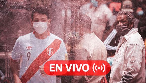 Coronavirus Perú EN VIVO | Últimas noticias, cifras oficiales del Minsa y datos sobre el avance de la pandemia en el país, HOY martes 24 de noviembre de 2020, día 254 del estado de emergencia por el Covid-19. (Foto: Diseño El Comercio)