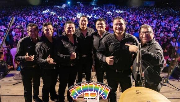 """""""Armonía 10"""" anunció su primer concierto presencial en Lima con capacidad para 600 personas. . (Fotos: Facebook / Armonía 10)."""
