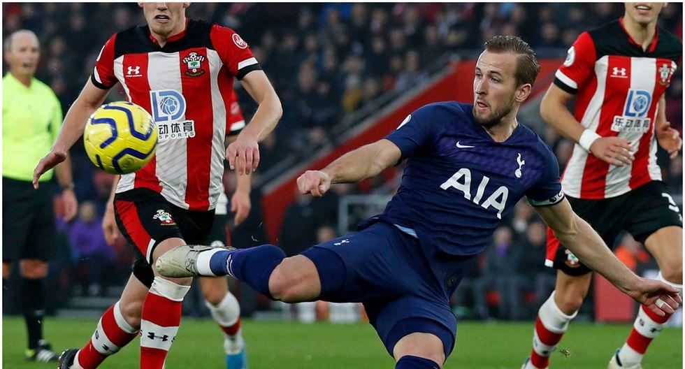 Edad 26: Harry Kane juega en Tottenham Hotspur y está valorizado en 162 millones de dólares (Foto AFP)