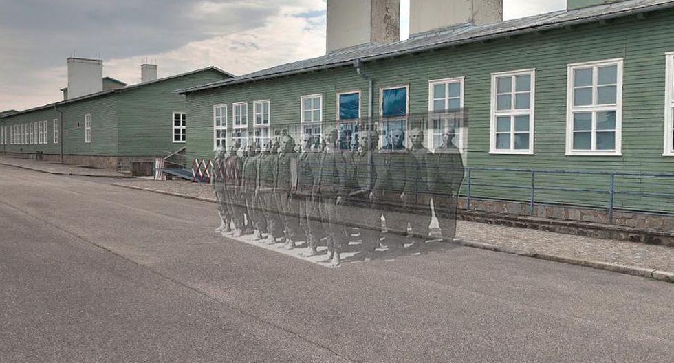 Si uno se sitúa en el Mauthausen Memorial, no solo verá varios turistas pasear por dichas zonas, sino los temibles fantasmas.