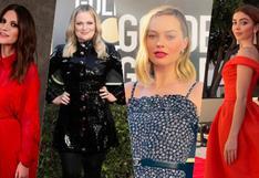 Golden Globes 2021: así se vivió la alfombra roja de los premios   FOTOS