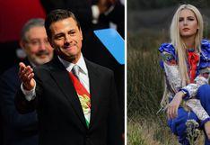 Tania Ruiz se pronuncia sobre su presunta relación con Enrique Peña Nieto   VIDEO