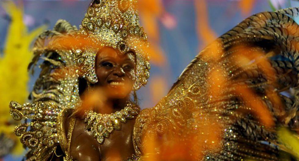 Las primeras postales del colorido carnaval de Río de Janeiro - 7