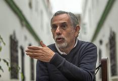 Castilla lamenta que Francke no integre el MEF: Es una voz de estabilidad para los agentes económicos
