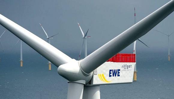 El exceso de energía eólica puede servir para generar hidrógeno. (Foto: Getty Images)