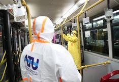 Contraloría: proveedores sin experiencia exigida fueron contratados para limpieza de buses en Lima y Callao