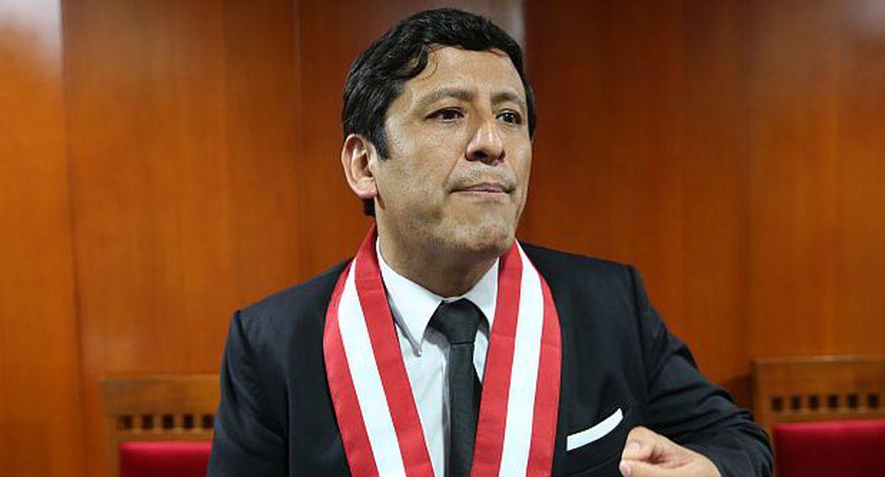 """CNM: Gestión de Mariano Cucho en la ONPE """"no fue óptima"""""""