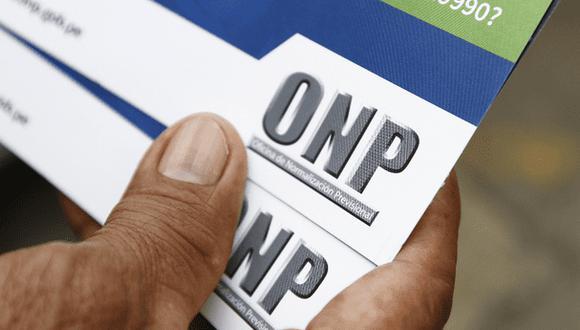 Durante esta última semana se aprobó la norma que permite retirar hasta el 100% de la ONP. (FOTO: ONP)