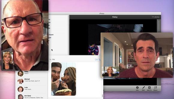 """""""Modern Family"""" regresa con episodio que transcurre en Internet"""