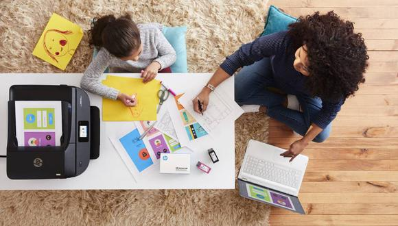 El consumo de impresoras en el hogar para apoyar las labores escolares se ha elevado considerablemente durante la cuarentena.