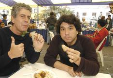 Anthony Bourdain y sus comentarios de la comida peruana cuando visitó Lima