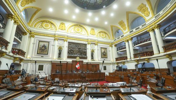La CIDH expresó su preocupación por la intención que tuvo el Congreso de continuar con el proceso de elección de integrantes del TC. (Foto: Congreso de la República)