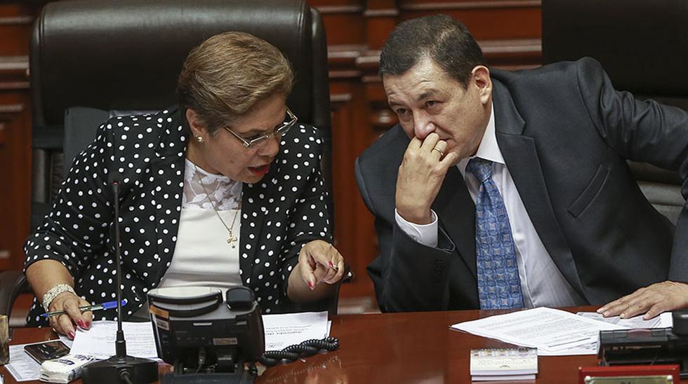 El debate en el que se aprobó interpelación a Vizcarra [FOTOS] - 1
