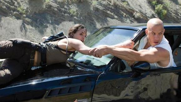 Fast and Furious 9: Vin Diesel and John Cena