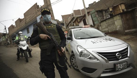 La mayoría de los 62 crímenes están relacionados con hacer prevalecer la hegemonía de una banda sobre otra. (GEC/Joel Alonzo)