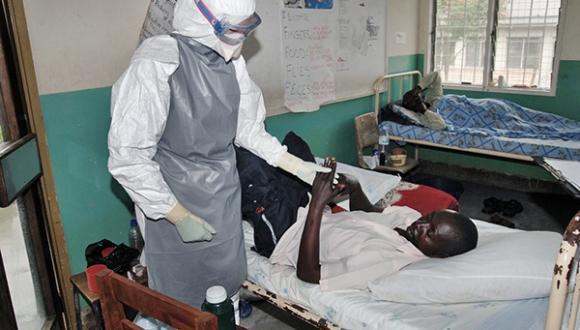 """Brote de ébola en Guinea es una """"epidemia sin precedentes"""""""
