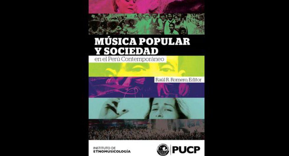"""Publican """"Música popular y sociedad en el Perú contemporáneo"""""""