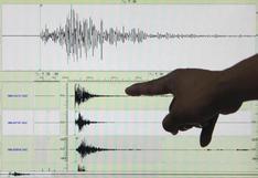 Ica: un quinto sismo de magnitud 5.2 se registró en el distrito de Marcona
