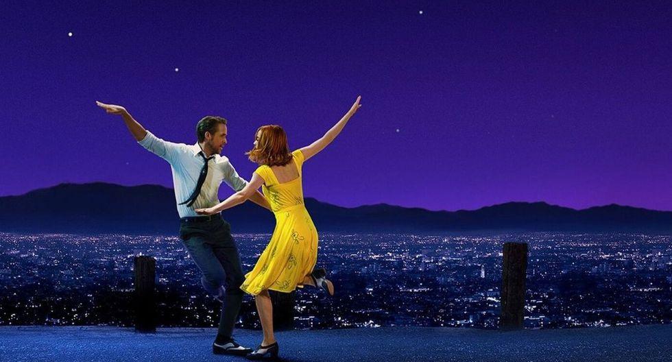 Cine en el parque: La La Land, el musical. (Foto: Difusión)