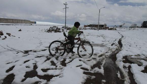 Carretera Arequipa-Puno estuvo bloqueada por más de 12 horas