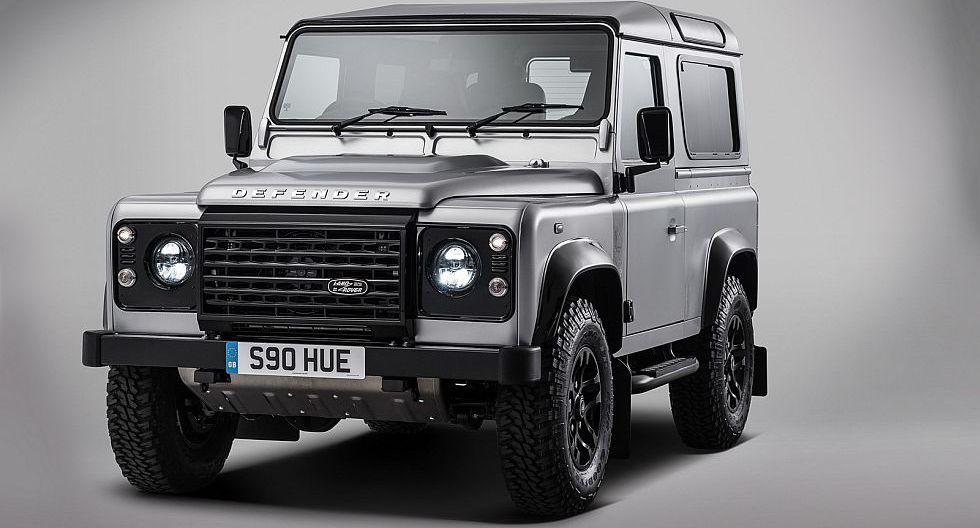 Esta Land Rover Defender fue subastada por 600 mil dólares