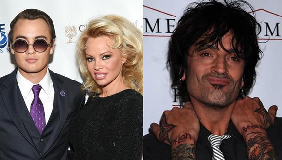 Brandon Lee, hijo mayor de Tommy Lee y la actriz Pamela Anderson, se pronunció en torno a agresión contra su padre. (Fotos: Agencia)