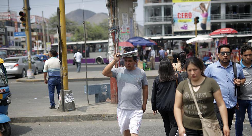 Hoy miércoles el índice máximo de radiación UV en Lima alcanzará el nivel 14, informó el Senamhi. (Foto: GEC)