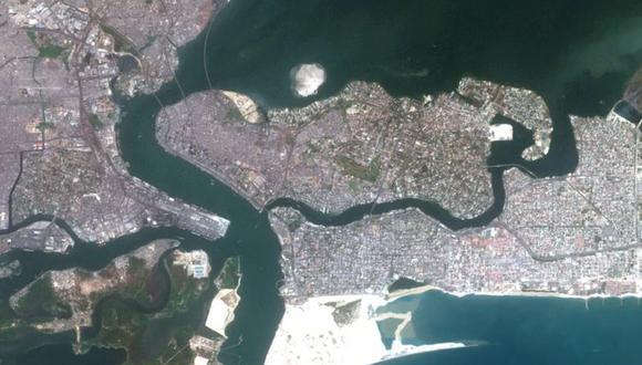Lagos es la ciudad más poblada de África. (Foto: ALAMY, vía BBC Mundo).