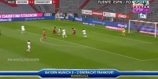 Resumen de goles internacionales: los mejores partidos de la Bundesliga