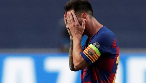 Lionel Messi desea cambiar de aires y jugar en otro equipo que le ofrezca un mejor proyecto deportivo   Foto: Reuters