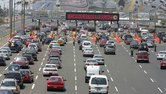 Se estima que el 30% de vehículos circula sin SOAT vigente.