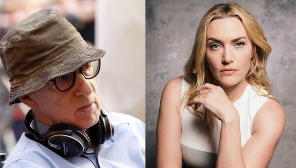 Kate Winslet se arrepiente de trabajar con ¿Woody Allen?
