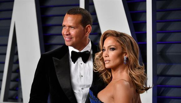 Esta será la cuarta boda para la diva del Bronx y tendrá lugar el próximo año. (Foto: AFP)