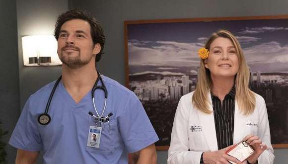 La temporada 17 de Grey's Anatomy tendrá un nuevo personaje (Foto: ABC)