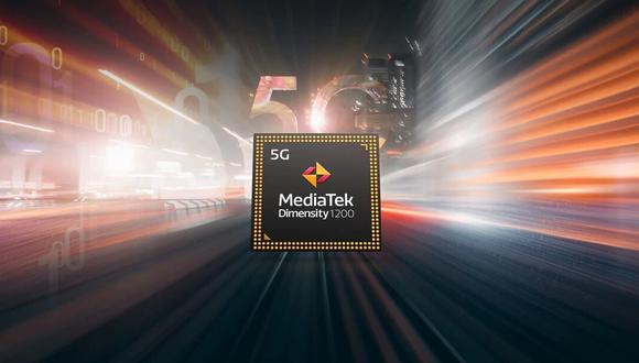 MediaTek Dimensity 1200. (Difusión)