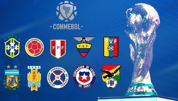 Eliminatorias sudamericanas: revisa la programación de las fechas 3 y 4 del torneo hacia el Mundial de Qatar 2022. (Foto: Conmebol)