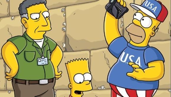 """""""Air Springfield"""", una maratón de los mejores episodios temáticos de viaje de """"Los Simpson"""". (Foto: FOX Channel)"""