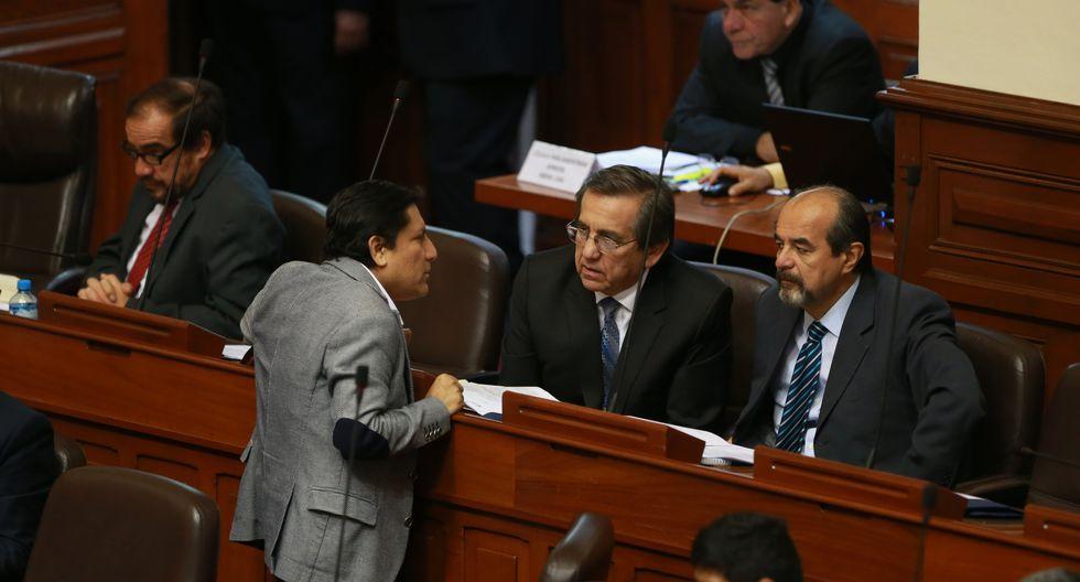 Tanto Velásquez Quesquén como Del Castillo manifestaron que su postura, a favor y en contra respectivamente, no ha variado respecto al primer proceso de vacancia presidencial.