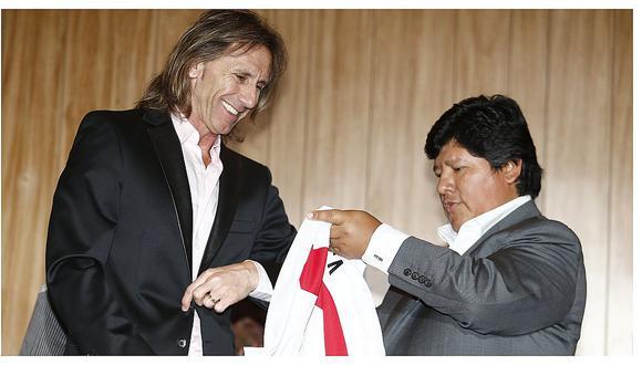 Gareca y su cuerpo técnico solicitaron a las autoridades que se realice test de coronavirus a Edwin Oviedo | Foto: GEC