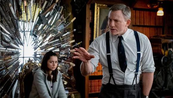 """""""Knives Out"""", película dirigida por Rian Johnson, pone en marcha su secuela. (Foto: Lionsgate)"""