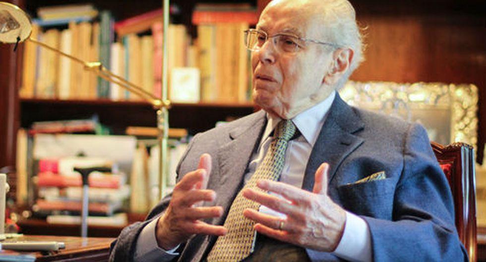 Javier Pérez de Cuéllar falleció el miércoles 4 de marzo a los 100 años de edad | Foto: GEC