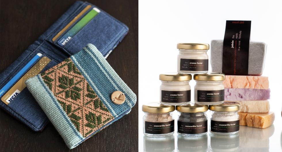 Productos de emprendedores, artesanos o cuyas compras vayan recaudados para un fin social: una selección especial de Somos para regalar en estas fiestas.